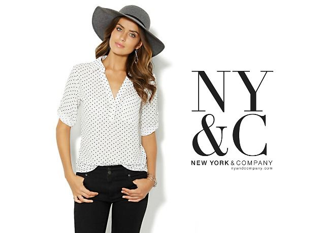 Up to 75% Off Sitewide  All Sweaters $20 & More Sale (nyandcompany.com) - (http://bit.ly/1OyFeh7)