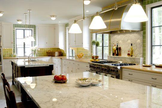 Gorgeous kitchen by Bruce Norman Long Interior Design Princeton NJ