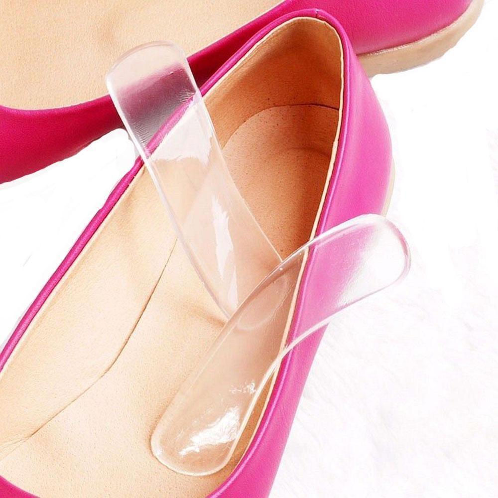5Pair Heel Cushion Pads Heel Shoe Grips Liner Foot Care Protector Foot Care