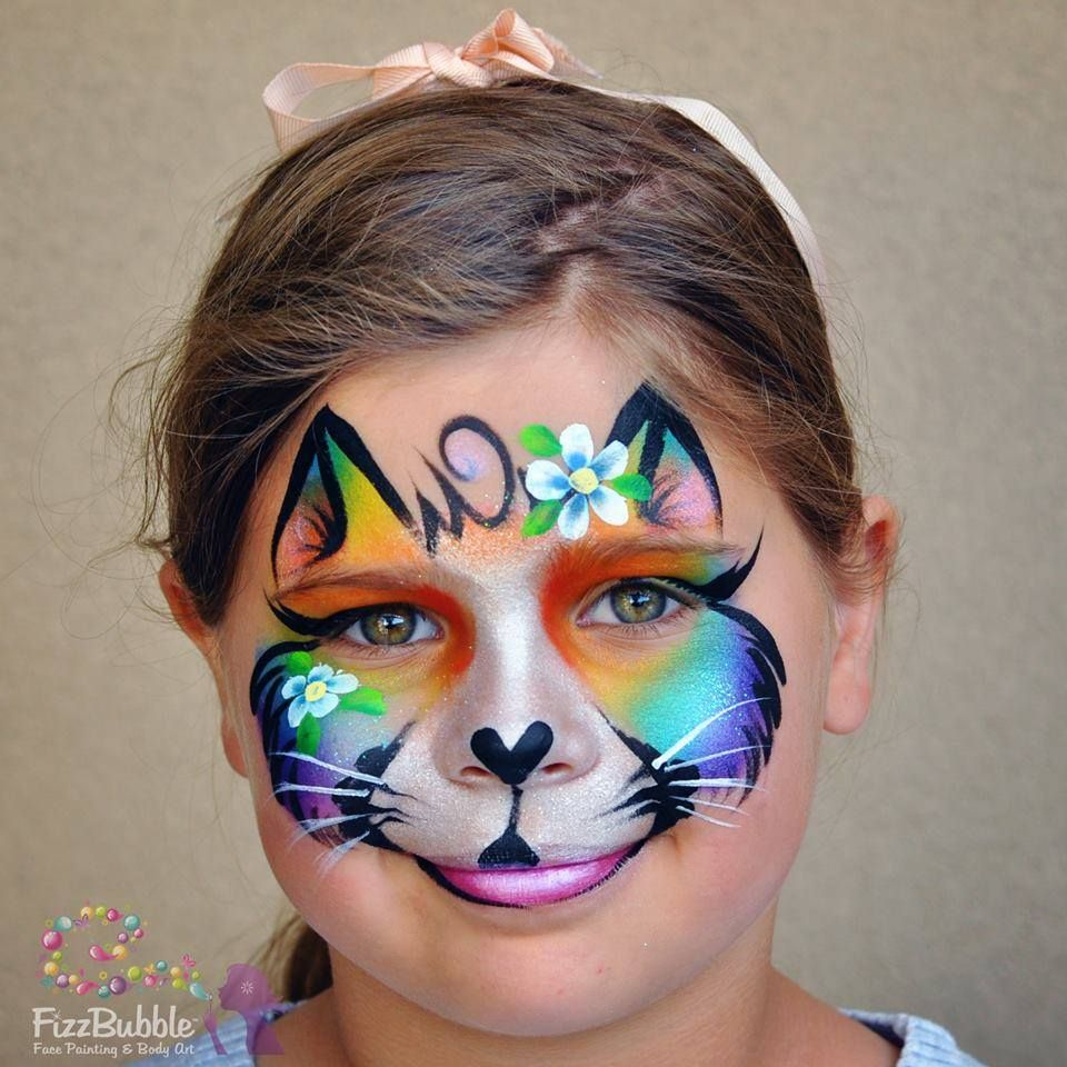 Pin by Kandis Peake on Face painting designs Face