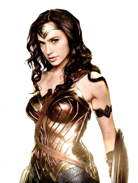 Wonder Woman logo PNG HD Transparent Cartoon (4) in 2020