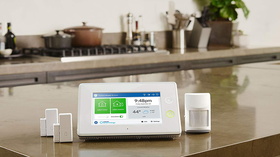 Amazon Has The Samsung Smartthings Adt Wireless Home Security