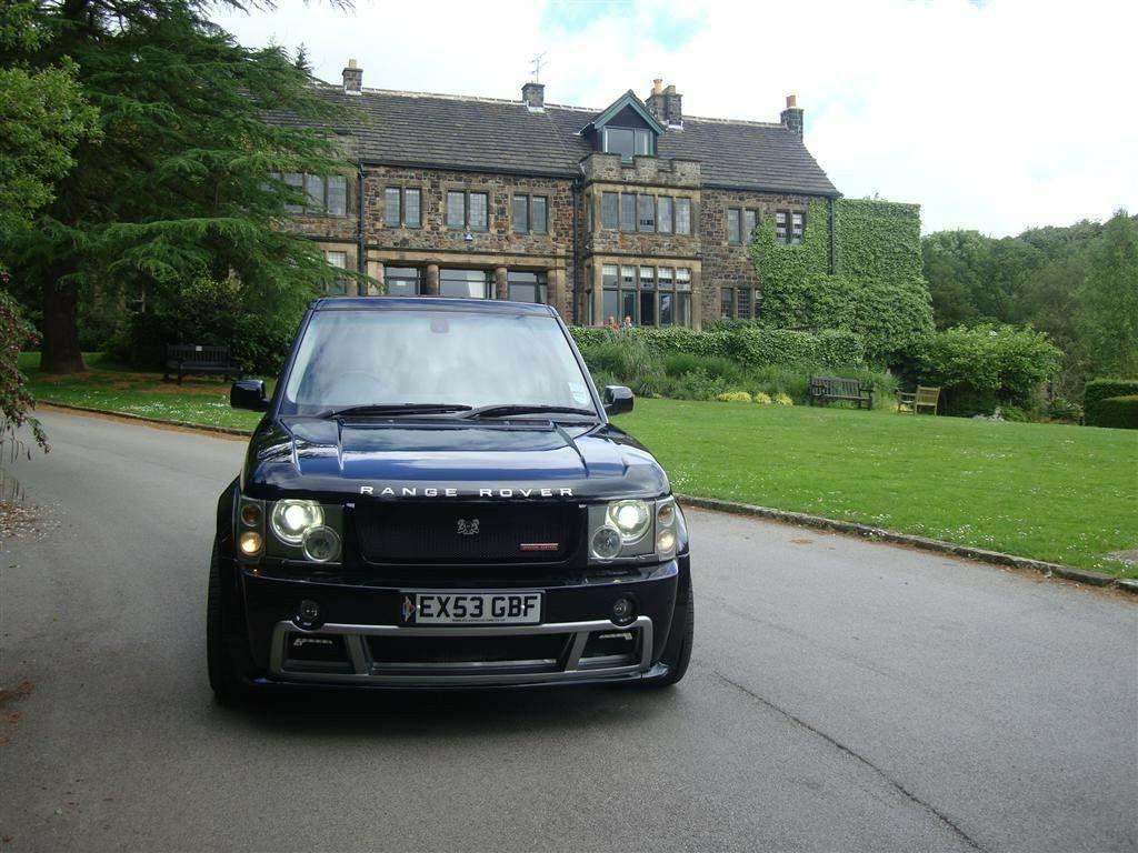 Range Rover Vogue/HSE by Xclusive Customz (20042005)