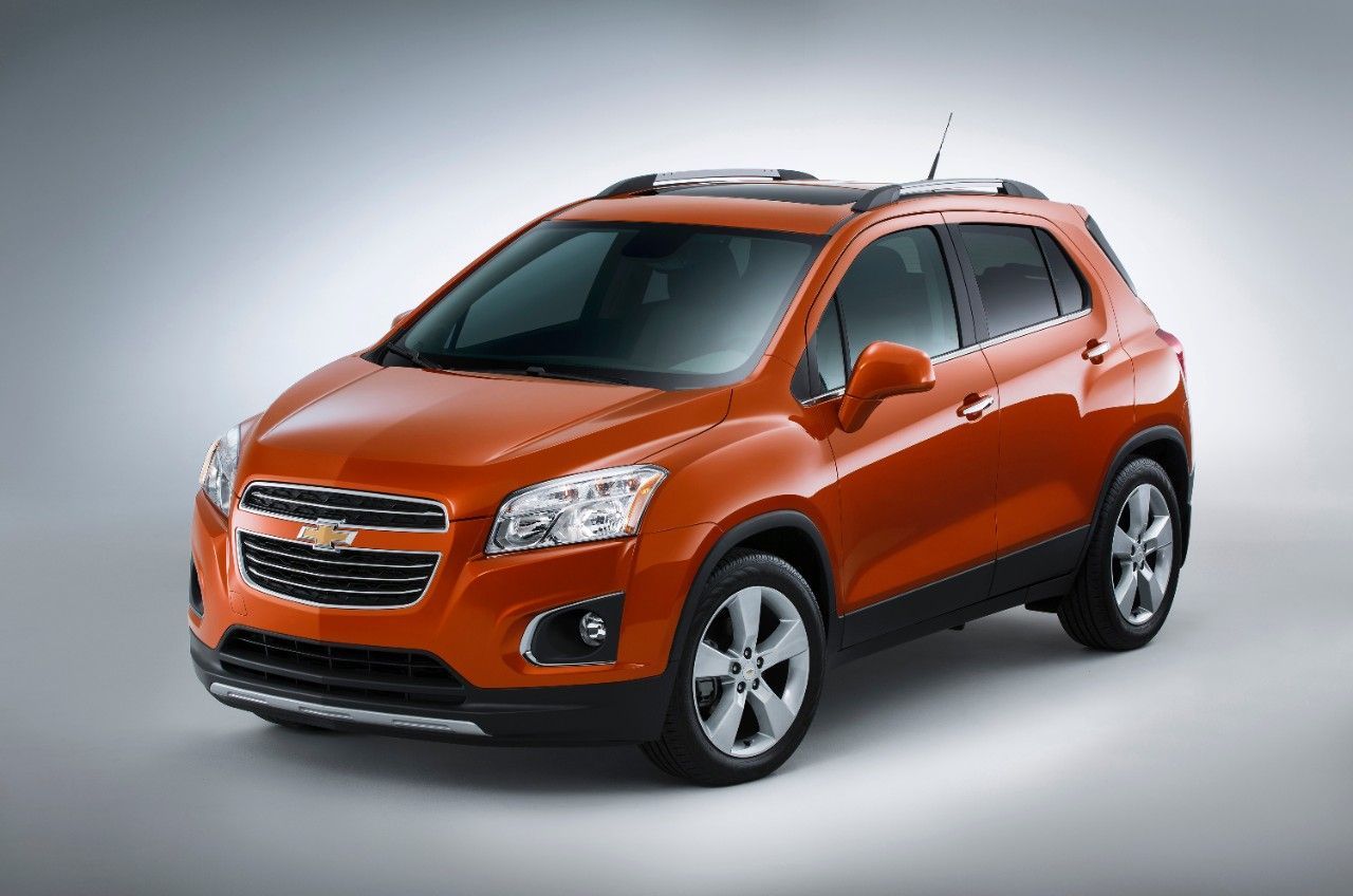 Chevrolet s compact suv trax ford ecosport rival
