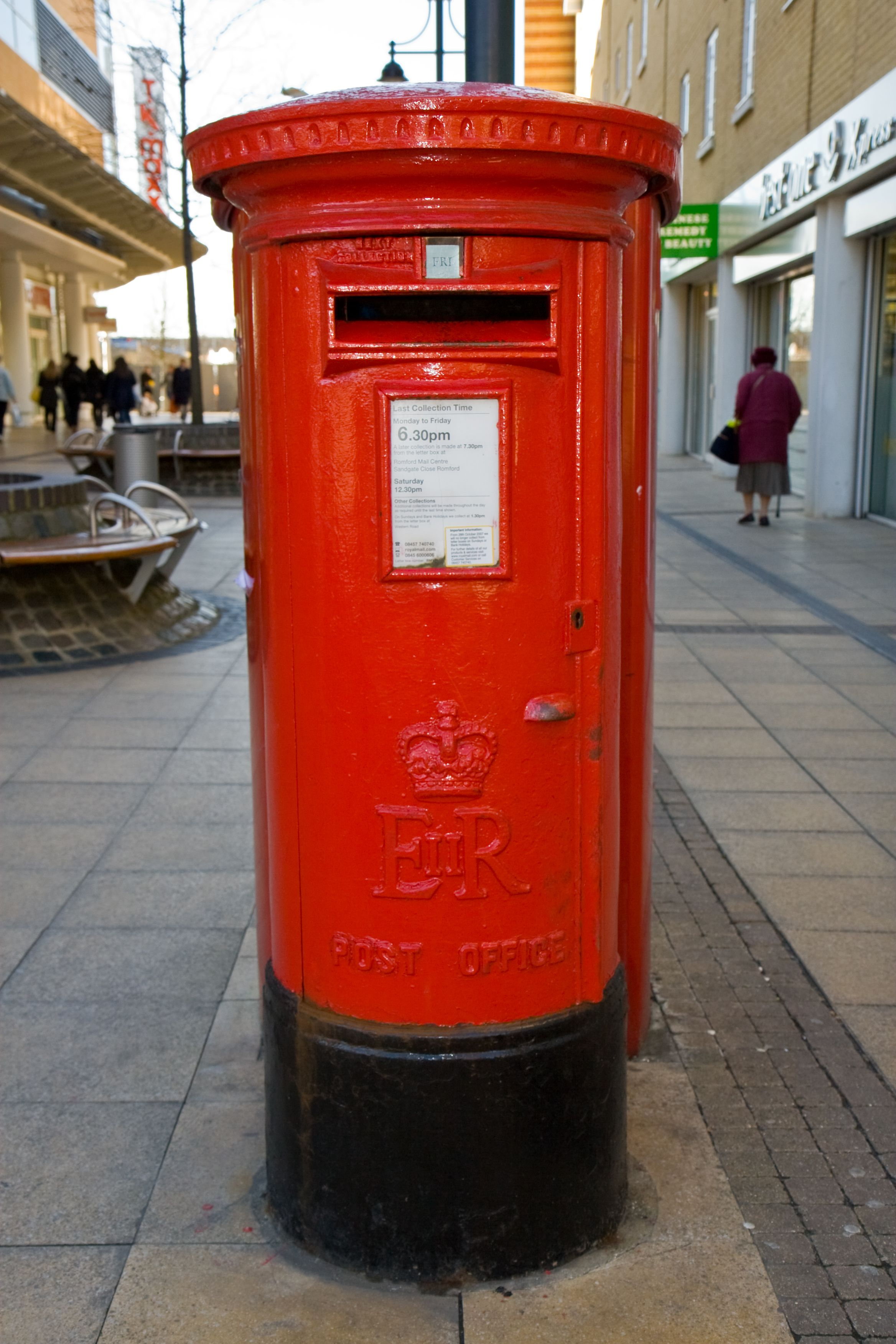 Royal Mail Post Boxes. | Mail boxes | Pinterest