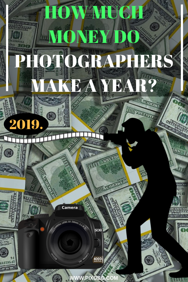 what does a photographer make a year
