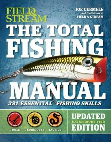 the total fishing manual revised edition 321 essential fishing rh pinterest com the total fishing manual ebook the total fishing manual ebook