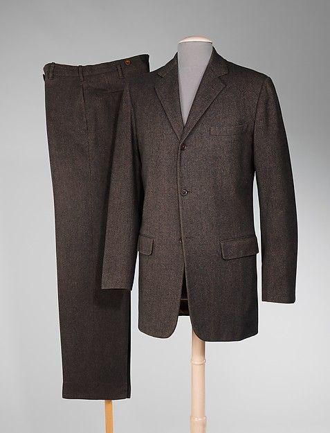 1953 J. Press suit