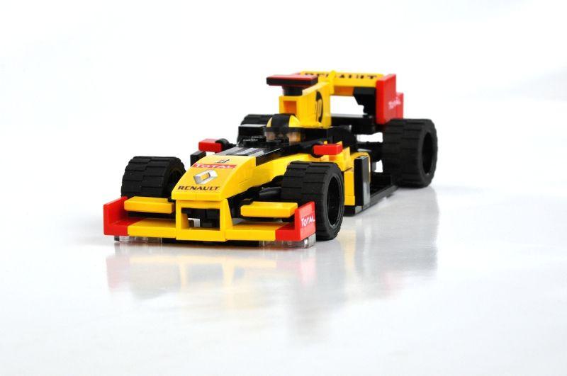 lego formula 1 renault r30 r kubica lego legos lego creations en cool lego. Black Bedroom Furniture Sets. Home Design Ideas