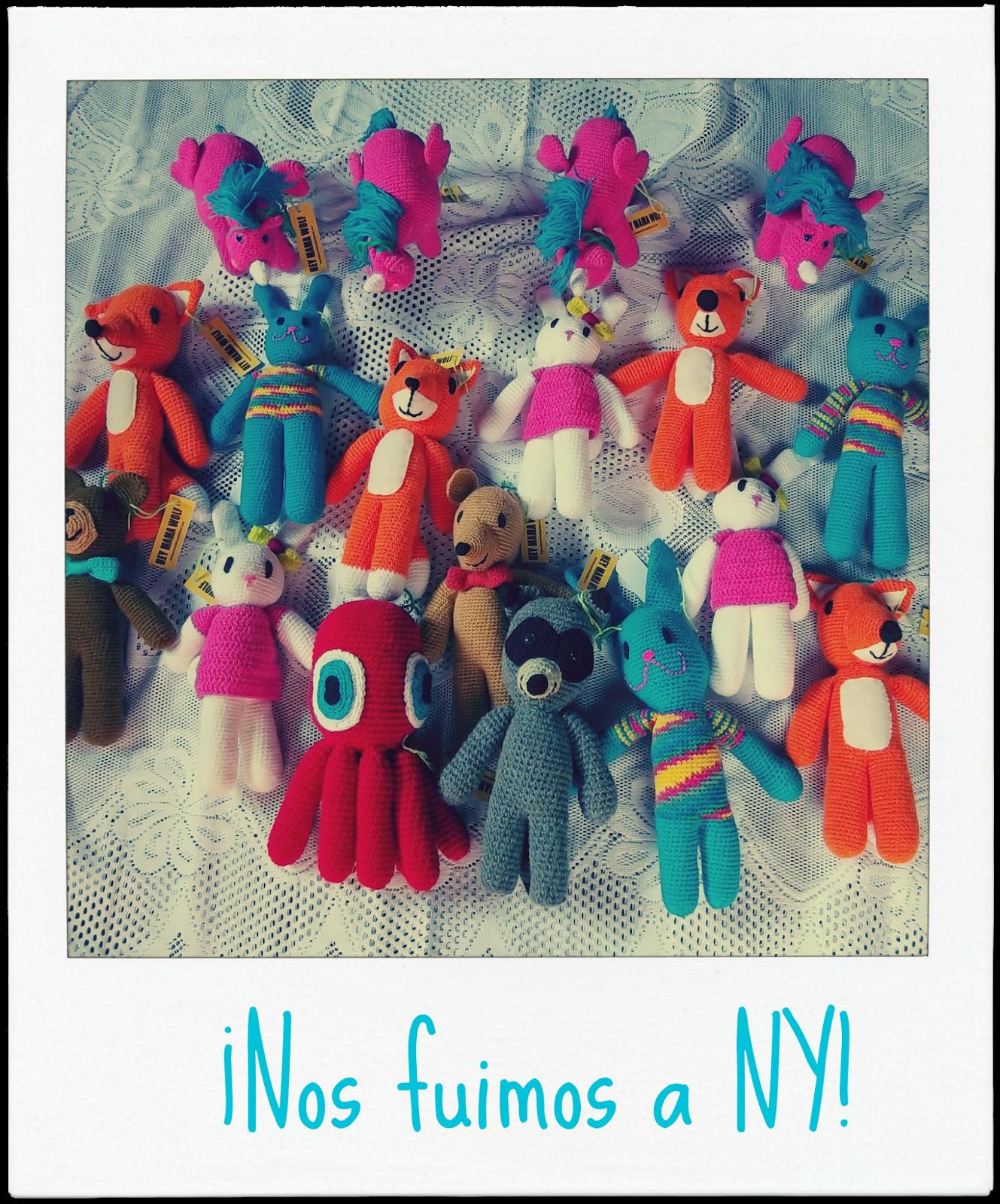 HEY MAMA WOLF: ¡NOS FUIMOS A NY!