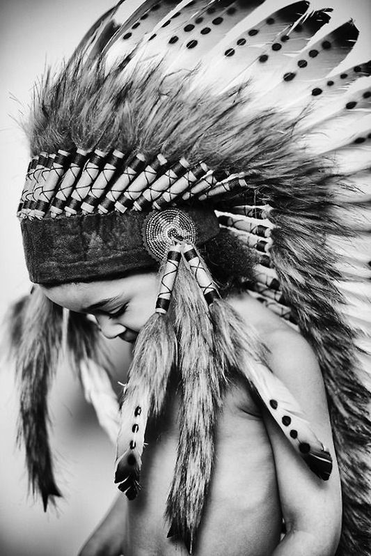 Indian Head Piece