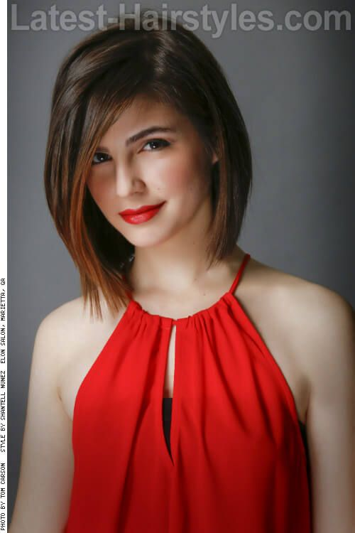 Straight Hairstyles Short Hairstyle With Deep Side Part  Pixie  Pinterest  Straight