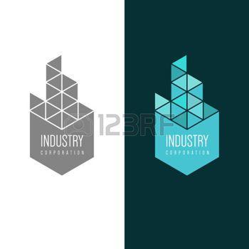 logo plane logo inspiration pour les entreprises de construction