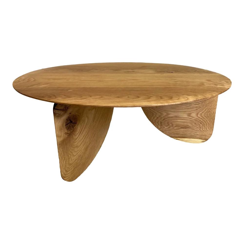 Evan Bush Fin White Oak Coffee Table In 2021 White Oak Coffee Table Oak Coffee Table Coffee Table [ 1000 x 1000 Pixel ]