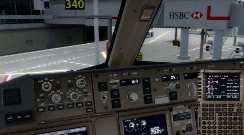 flygcforum com ✈ FLIGHT-SIM-WORLD #20 ✈ PMDG 777 P3D v2 5
