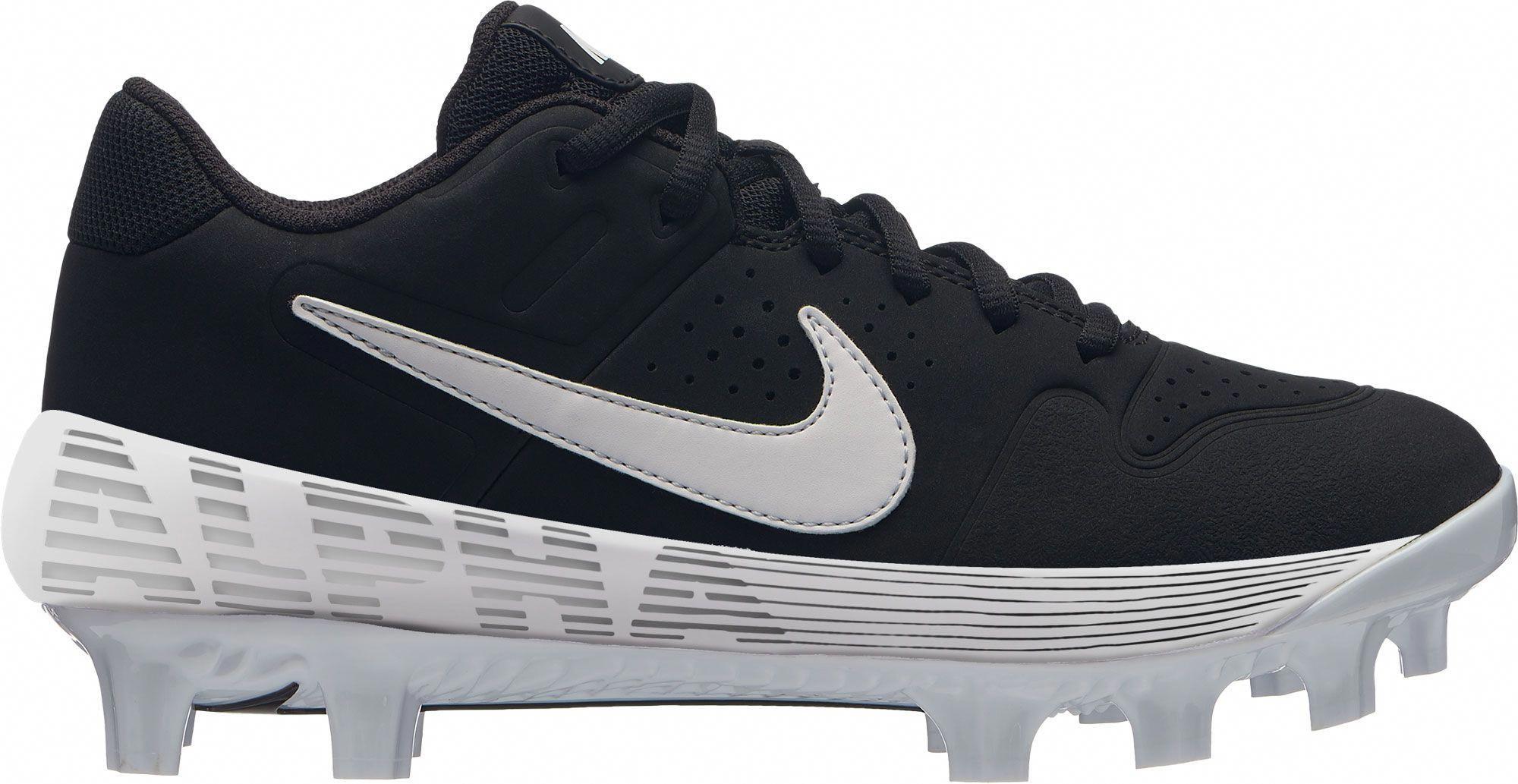 85570a53a4e3 Nike Kids  Alpha Huarache Varsity Keystone Baseball Cleats