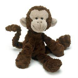 Jellycat Bobo Monkey £18 @Wendy Werley-Williams.melburygallery.co.uk/shop/jellycat/ xx