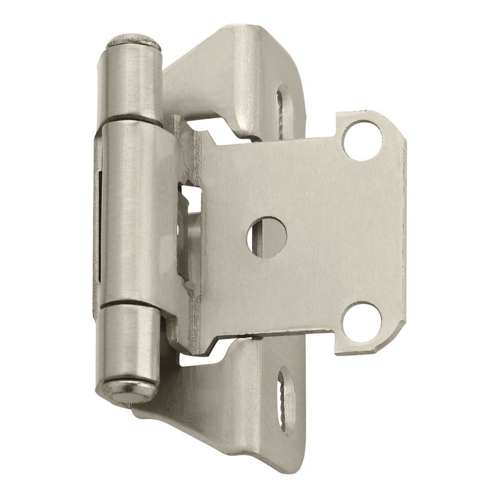 """1/4"""" Overlay Hinge 