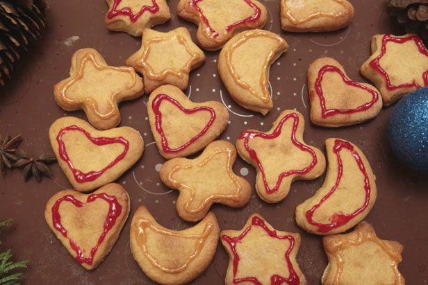 Cookies de no l moelleux aux pices recette traditionnelle souvenirs et traditionnel - Cuisine traditionnelle russe ...