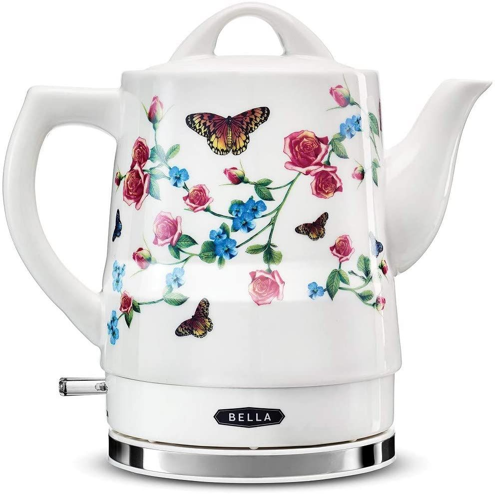 BELLA 1.5L Electric Ceramic Kettle in 2020 Kettle, Tea