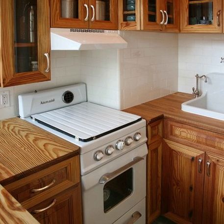 Kitchen Design Ideas For Small Kitchens_11 DIY - Tips Tricks Ideas