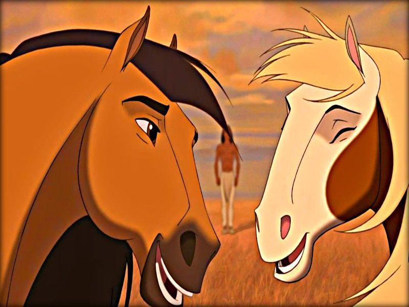 Dreamworks Animation Wallpaper Spirit Stallion Of The Cimarron Spirit Horse Movie Animated Cartoon Movies Spirit The Horse