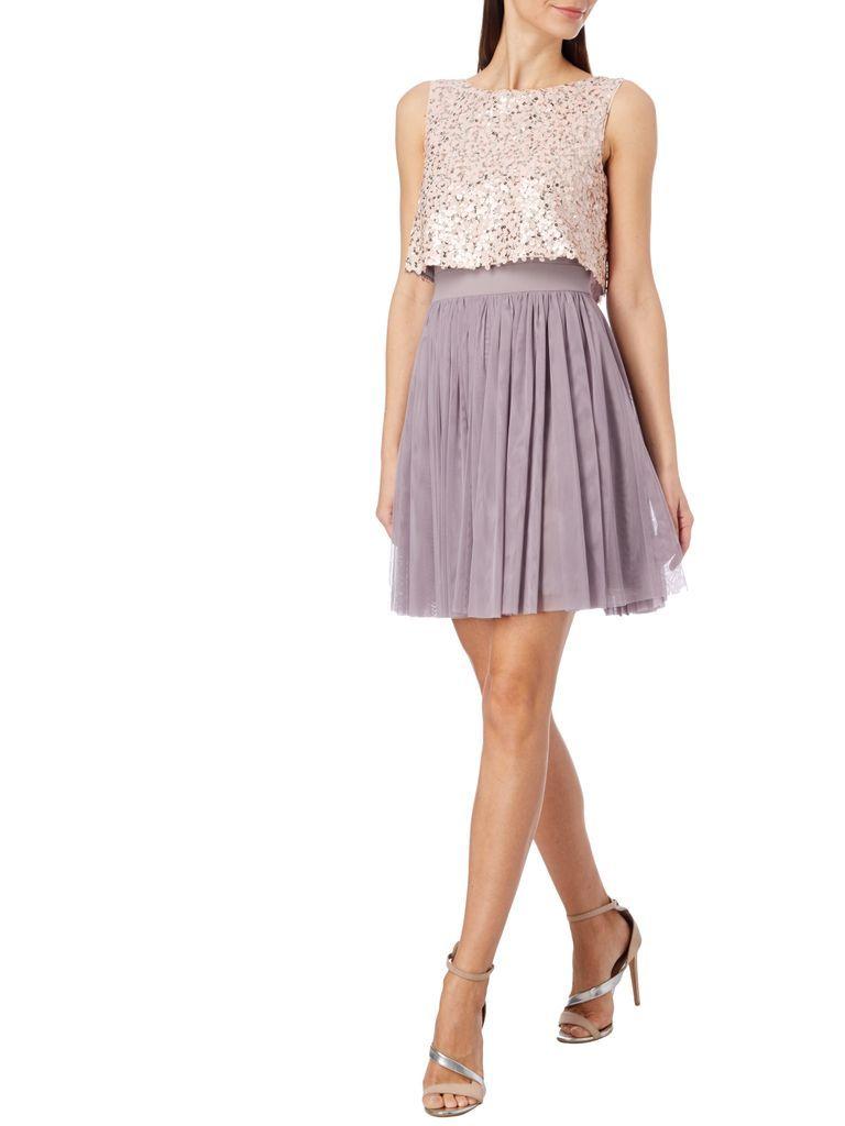 Cocktailkleid im Rock-Top-Look | Abendkleider | Pinterest | Sweet ...