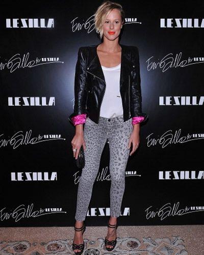 Federica Pellegrini e Le Silla  http://www.elle.it/Moda/Shopping/Lifestyle/Intervista-Federica-Pellegrini#3