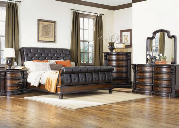 glorious chamber our regency queen bedroom set delivers traditional rh pinterest com