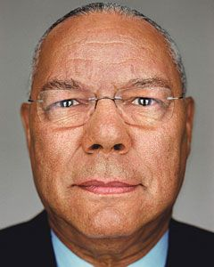 GQ Icon: Colin Powell: Newsmakers: GQ