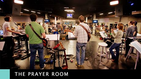 The Prayer Room- IHOP Kansas City Free web streaming 24/7 ...