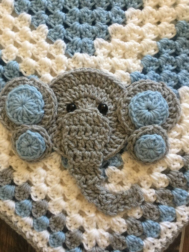 Baby Elephant | like crochet | Pinterest | Baby elephants, Babies ...