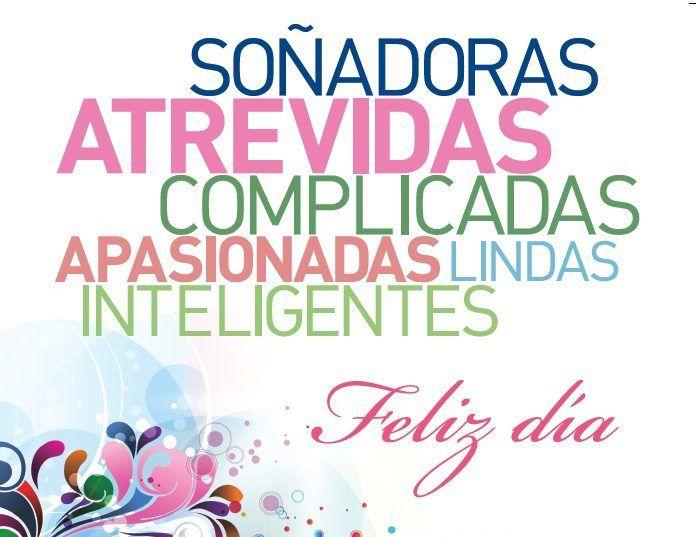 Feliz día para todas las mujeres bolivianas. La creación más hermosa del mundo son las mujeres :)