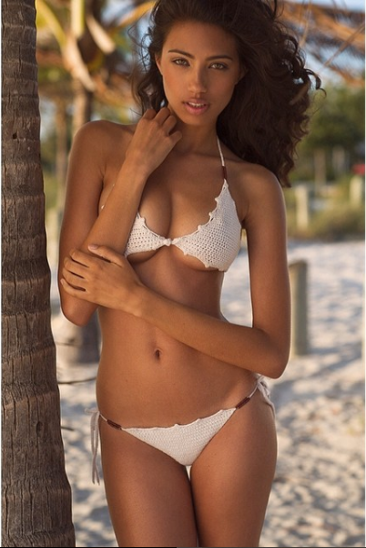 Jessica jane clement bikini