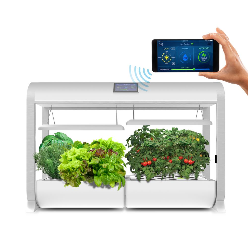 Aerogarden Farm Hydroponic Garden Kit For Indoor Growing 400 x 300