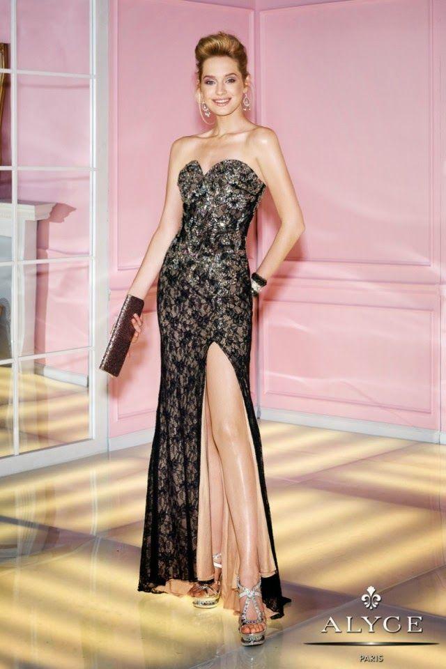 Increibles vestidos de fiesta   Colección Alyce París   vestidos de ...