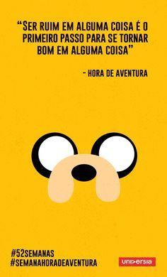 """2c52a90ab6e Motive-se com a série animada """"Hora de Aventura"""""""