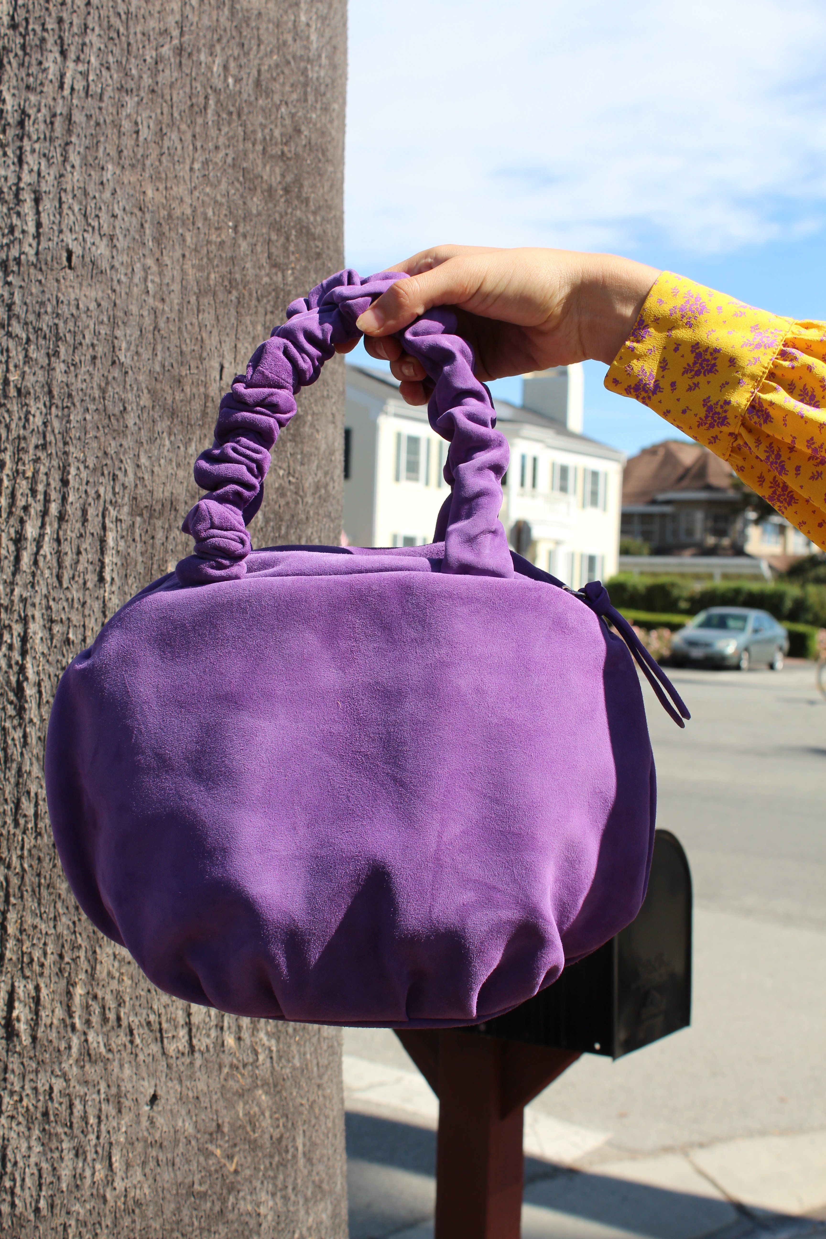Statement Bag - Crocus Bag by VIDA VIDA 1tWxk