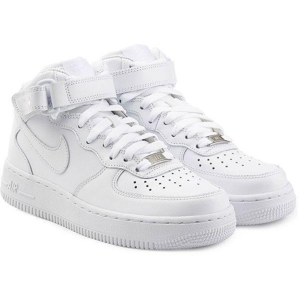 Nike Airforce 1 Suede High Top Sneakers