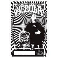 Nebula Heavy Psych (T-shirt) | Psych t shirt, Evil, Character