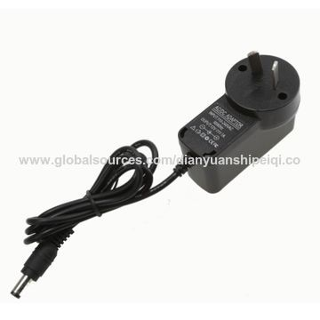 2016 Australia Led Wall Type Adapters 12v 5 5 2 1mm Dc Connector Wall Charger Dc Connector China Wall