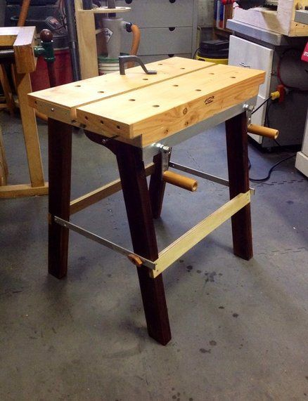Collapsible Workbench The Mother Of All Workmates
