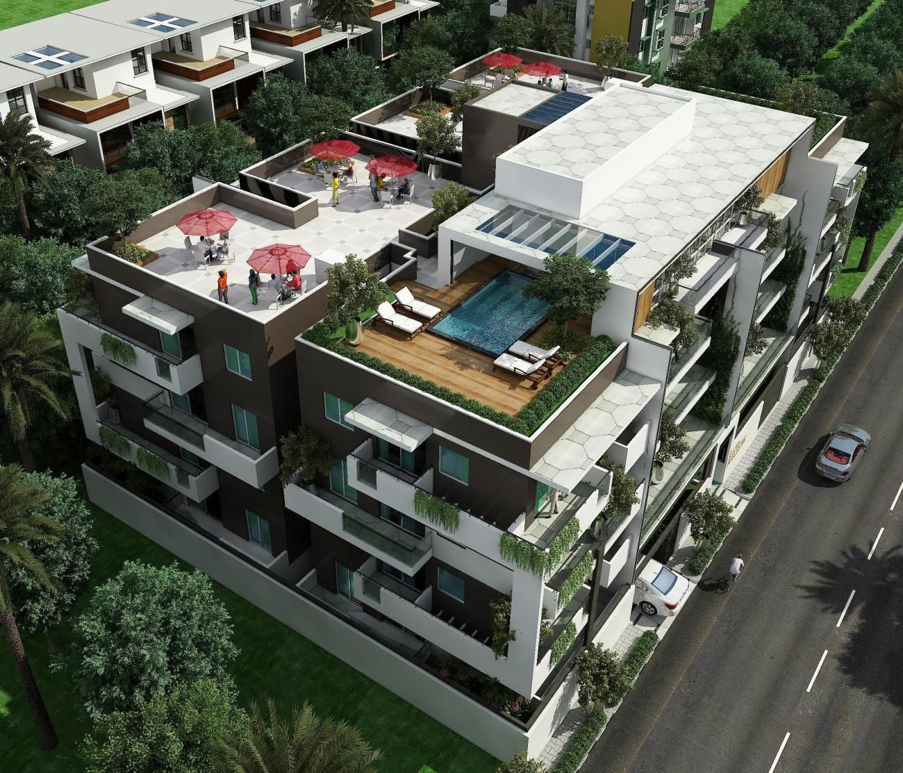 Apartments in Bangalore - Find 24395 Apartments/Flats for ...