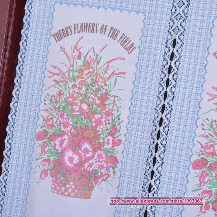 Modern Style Classical High Grade Idyllic Curtain Flower ... on Modern Feng Shui Garden  id=56044