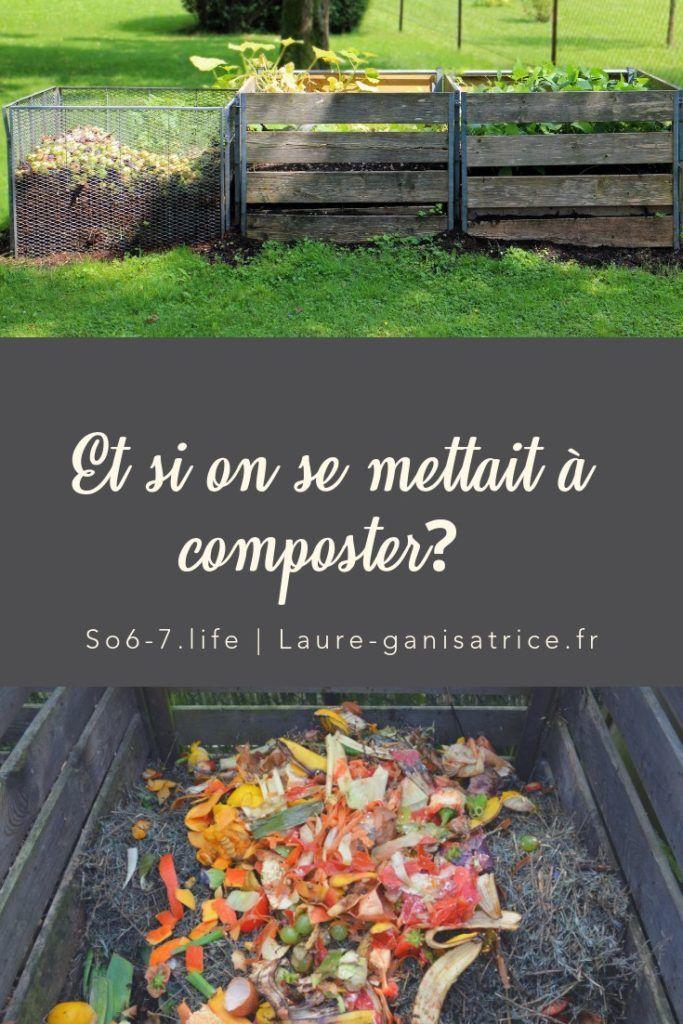 Et si on se mettait à composter
