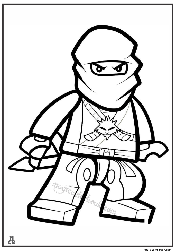 Lego Ninjago Coloring Pages Do You Looking For A There Are Only Few Examples That Can