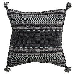 Ganale Pillow - Charcoal