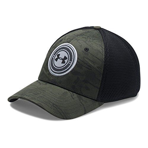 promo code 8b505 0e0ce Under Armour Mens UA Golf Eagle 40 Cap LargeXLarge DOWNTOWN GREEN     More  info could be found at the image url.
