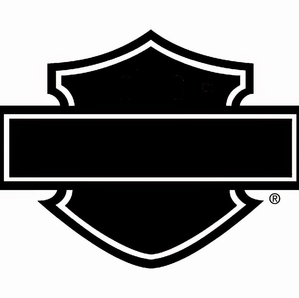 Blank Harley Davidson Logo Logo Design Art Harley Davidson Harley Davidson Logo