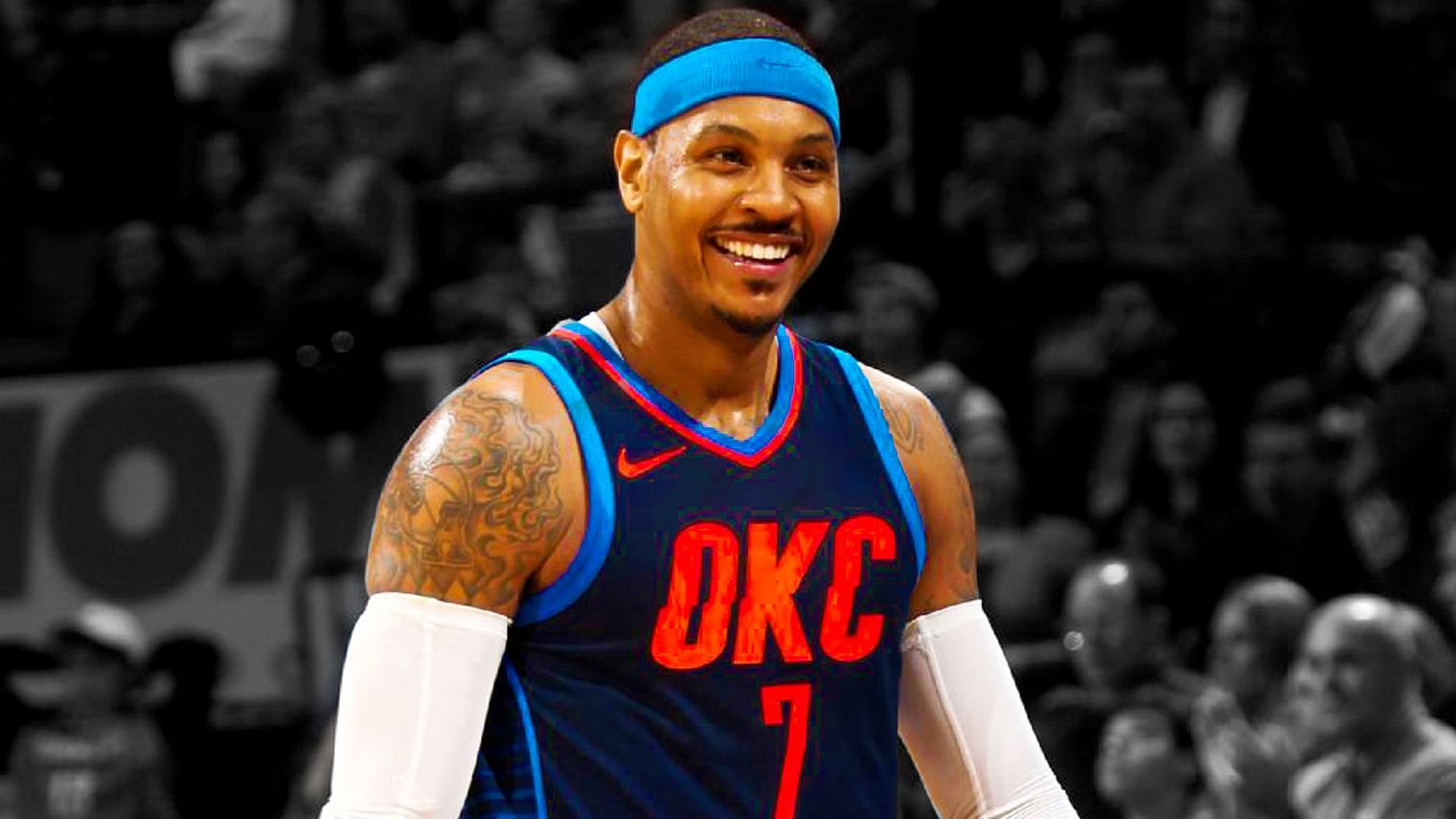 Carmelo Anthony feels vindicated after leaving misery in